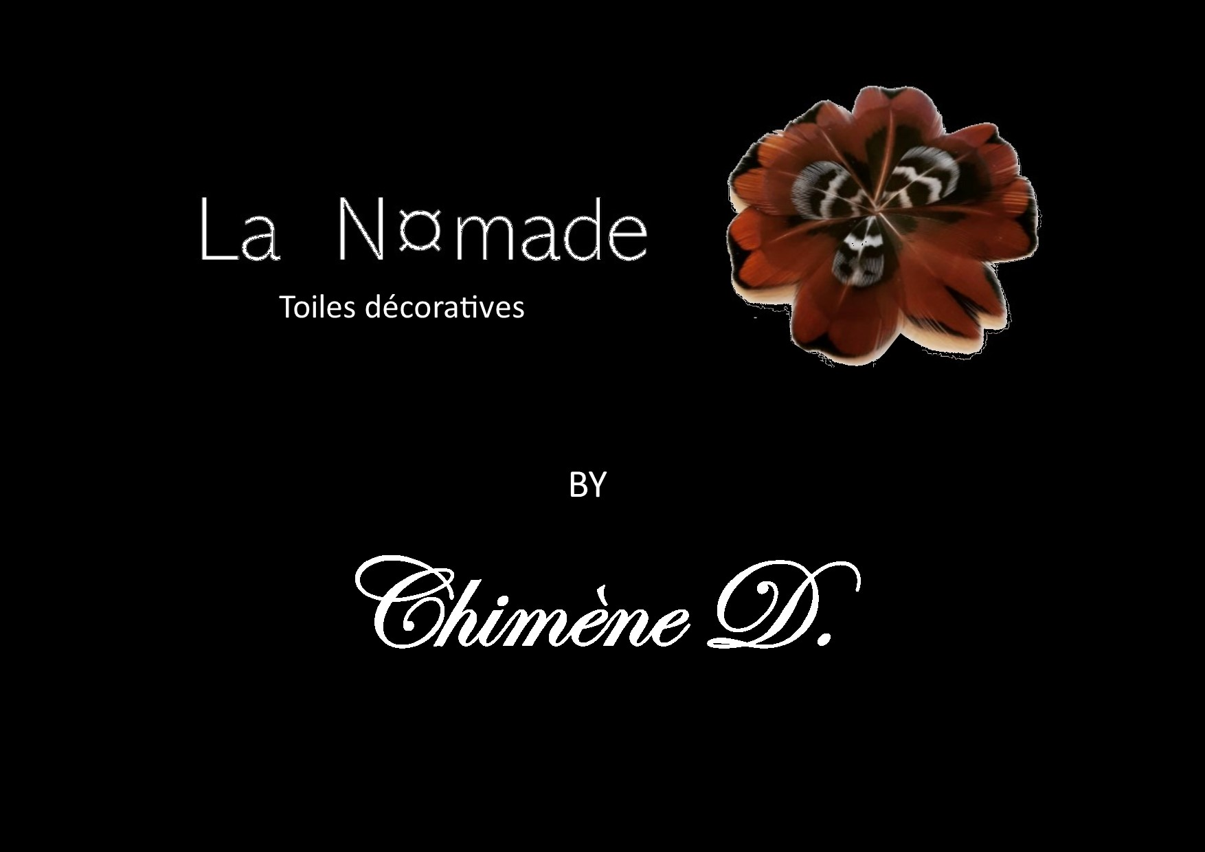 la nomade by chimène d